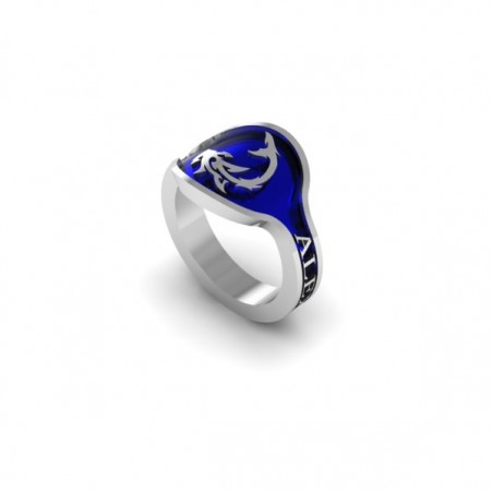 cigar ring blue