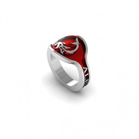 cigar ring red