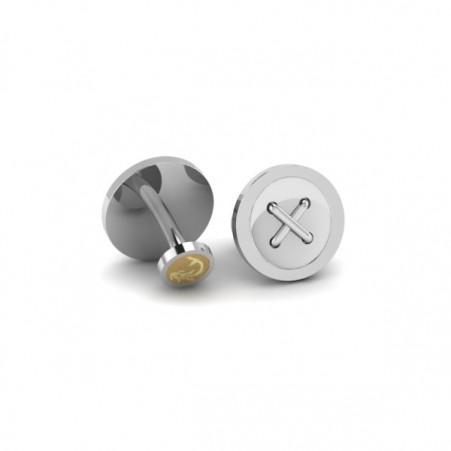 button cufflink